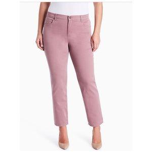 Gloria Vanderbilt's Spiced Mauve Jeans NWT♥️